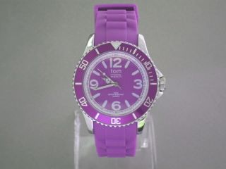 Tom Watch – Pure Violet - 44 Mm - Wa 00034 Bild