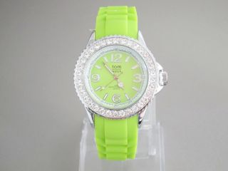Tom Watch,  Crystal Lemon Green,  40 Mm,  Wa00084 Bild