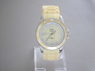 Tom Watch,  Desert Sand,  44 Mm,  Wa00024 - 1 Bild