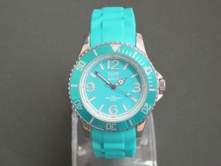 Tom Watch,  Ocean Turquoise,  44 Mm,  Wa00010 Bild