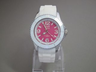 Tom Watch,  White Deep Pink,  44 Mm,  Wa00106 Bild