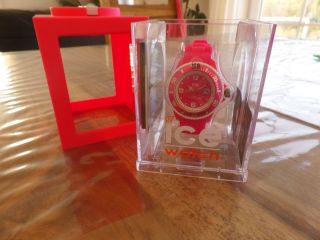 Uhr Ice Watch Ice Sunshine,  Small In Pink Bild
