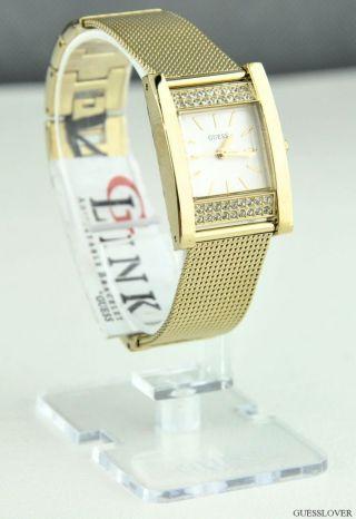 Uhr Guess Gold Edelstahl Damen Neuf U0127l2 Deu Bild