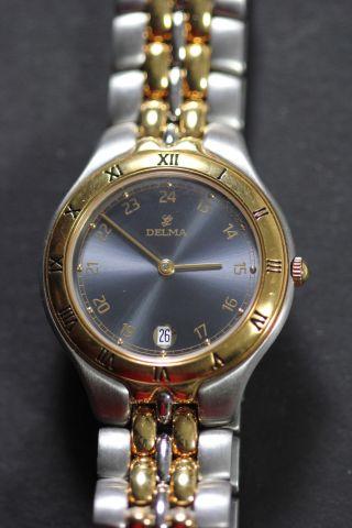 Delma Swiss - Damen Armbanduhr U1 Bild