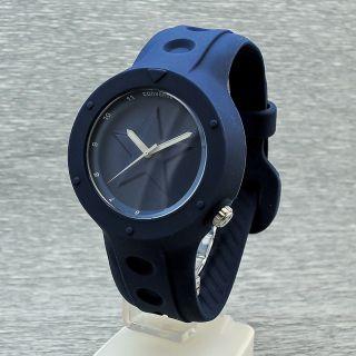 Damenuhr Herrenuhr Quarz Converse Rookie Vr001 - 410 Quarzuhr Uhr Blau Bild