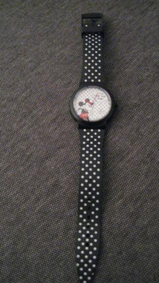 Damen - Analog - Uhr,  Mickey Mouse,