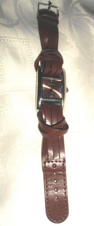Bergmann Damen Armbanduhr Armband Sehr Ungewöhnlich Bild