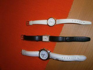 Konvulut Armbanduhren Bild