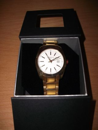Kienzle Uhr Ip - Platiniert In Gold Und Ungetragen - Unisex Bild