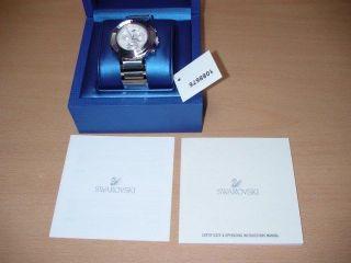 Swarovski 1088676 Damen - Armbanduhr Uhr Octea Chrono Schwan Auf 12 - Bild