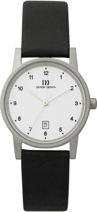 Damen Uhr Titan Danish Design 3326033 Mit Lederband Iv12q170 Dänisches Design Bild