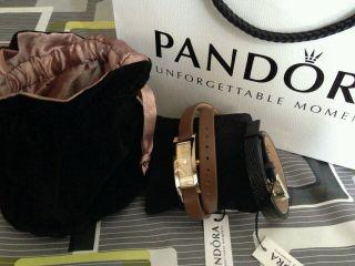 Pandora Uhr Double Oblong 812019lg Uvp:304,  00€ Bild