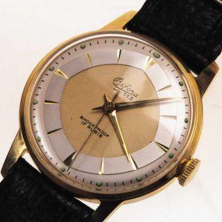 Bifora 113 Art Deco Watch Damen Herren 1950 Handaufzug Lagerware Nos Vintage 79 Bild