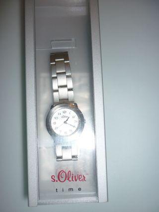 Armbanduhr Für Damen Von S.  Oliver Bild