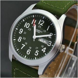 Herren Armband Uhr Quartz,  Wasserdicht,  Datum,  Stainless Steel Eyyki M961 Bild