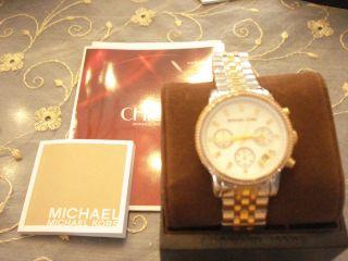 Uhr Von Michael Kors Mk 5650 Bild