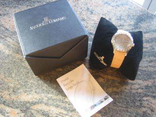 Armbanduhr Der Marke Jacques Lemans Bild