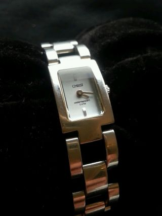 Damen Armbanduhr Christ - Quarz,  Voll - Edelstahl.  Wunder Schöne Damenuhr Bild