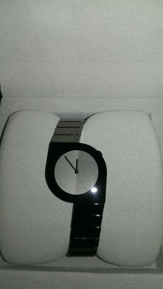 Rado Cerix M - 30 X 30 Mm - Wie - High - Tech - Ceramic 2010 - Bild