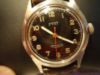 Anker - Militär Armbanduhr / Dienstuhr Bild