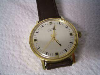 Zentra Savoy Armbanduhr Handaufzug Bild