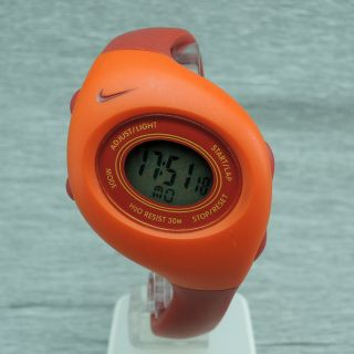 Armbanduhr Unisex Nike Wr0017 - 603 Quarz Digital Alarm Chronograph Bild