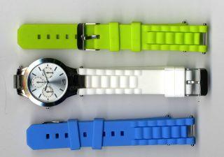 Lbvyr Herrenarmbanduhr Weiß,  Grün,  Blau,  Ungetragen Bild