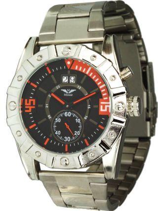 Minoir Uhren - Modell Lannilis - Automatikuhr,  Herrenuhr,  Datum, Bild