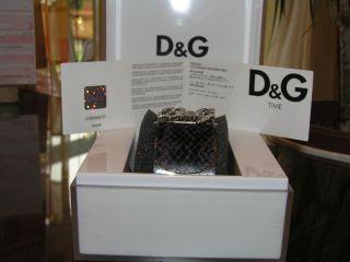 D&g Dolce & Gabbana Damenuhr / Ausgefallene Uhr Bild