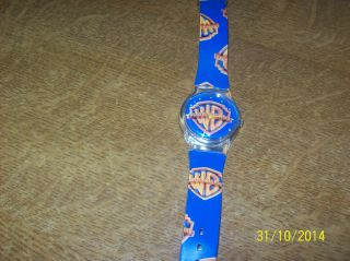 Werbearmbanduhr Warner Brothers Bild