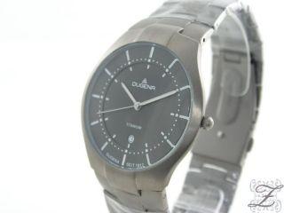 Klassiche Dugena Titan Damen Uhr Antiallergisch Gehäuse Und Armband 4460484 Bild