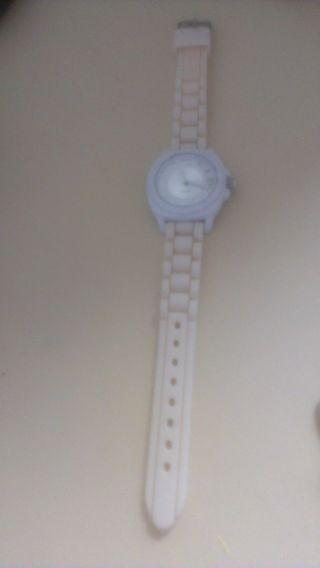 Avon Uhr - Weiß - Quartz - Stainless Steel Back - Bild