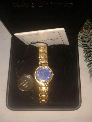 Krug - Baümen Charleston Armbanduhr Für Damen (5120kl) Bild
