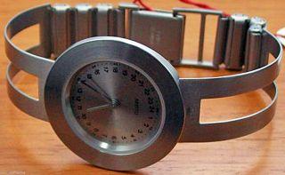 Aristo 7h05f Elegante Quartz Damenuhr Stahl Spangenband Uhr Watch Bild