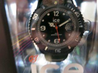 Armbanduhr Ice Watsch Schwarz Mit Garaniie Bild
