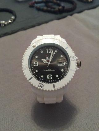 Ice Watch Unisex,  Weiß,  Top Weihnachtsgeschenk Bild