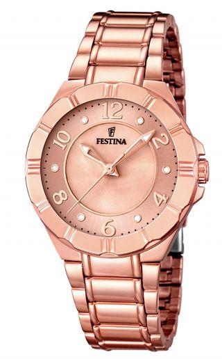 Festina Uhr Damenarmbanduhr F16728/1 Bild