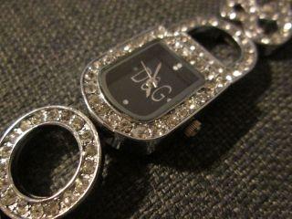 Damen Uhr Von Dolce & Gabbana Mit Strass Bild