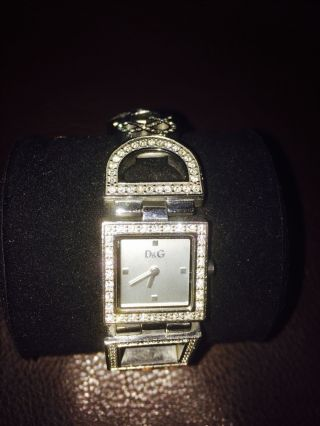 D&g Dolce Gabbana Damen Armbanduhr Bild