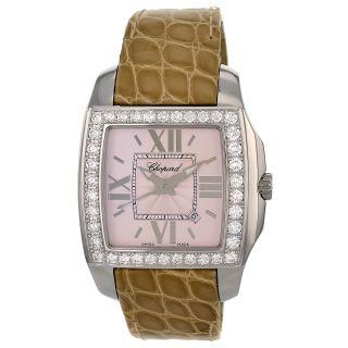 Chopard Ten O Two 138464 - 2001 Fabrik Diamant Quarz Damen Armbanduhr Bild