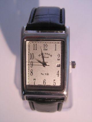 Häusser Favorit Vll Damen Armbanduhr Armband Schwarz Quartz Bild