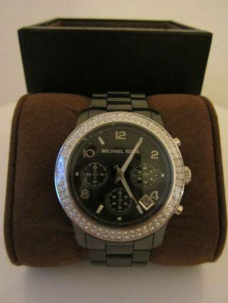 Michael Kors Uhr - Mk5190 Keramik - - Uvp 399€ Bild
