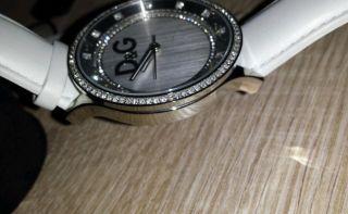 Dolce & Gabbana Damenuhr Dw0516 Leder Uhr Bild