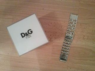 D&g Dolce&gabbana Damenuhr Anschauen Ovp Selten Uvp 240€ Bild