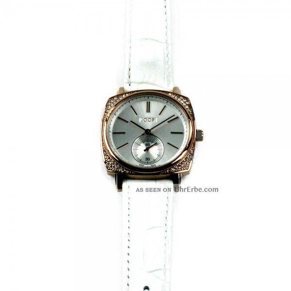 Joop Damenuhr Retro Ladies Jp100342s02 Armbanduhren Bild
