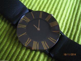 Movado Uhr: Museum Ultra Thin Roman Numeral Dial Watch 87 40 887n Bild