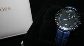Pandora - Armbanduhr - Imagine Grand - Blau Leder - 811006bk Bild