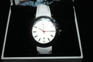 Pandora - Armbanduhr - Imagine Grand - Weiß Leder - 811007wh Bild