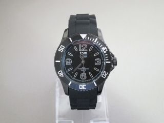 Tom Watch,  Midnight Black,  44 Mm,  Wa00111 Bild