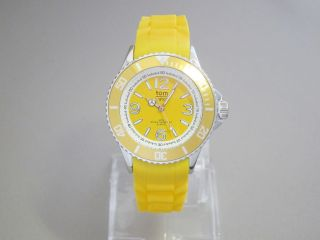 Tom Watch,  Pineapple Yellow,  40 Mm,  Wa00076 - 1 Bild